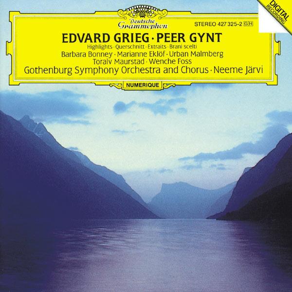Göteborgs Symfoniker - Grieg: Peer Gynt Op.23