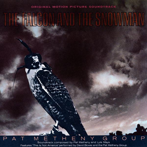 """Pat Metheny Group - Bande Originale du film """"Le Jeu du Faucon"""" (1985)"""
