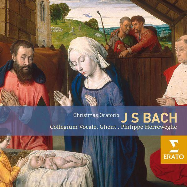 Philippe Herreweghe - J.S. Bach : Christmas Oratorio