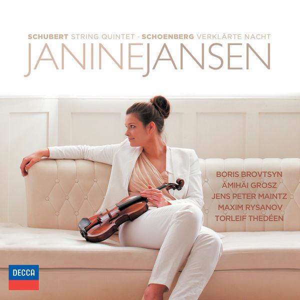 Janine Jansen - Schubert: String Quintet -  Schoenberg: Verklärte Nacht