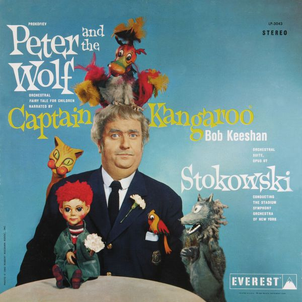 Stadium Symphony Orchestra Of New York - Prokofiev: Peter and the Wolf (Transferred from the Original Everest Records Master Tapes)
