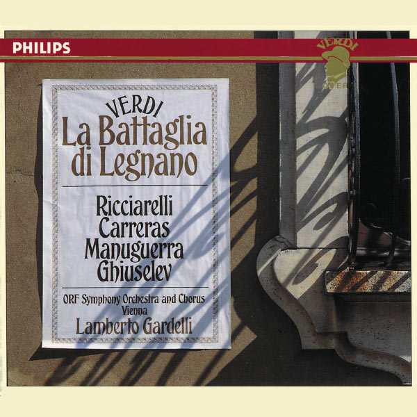 Katia Ricciarelli - Verdi: La Battaglia di Legnano