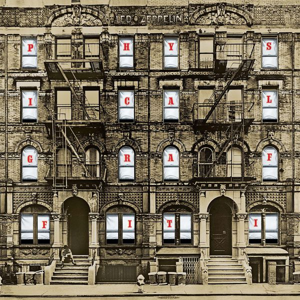 Led Zeppelin - Physical Graffiti (HD Remastered Edition)