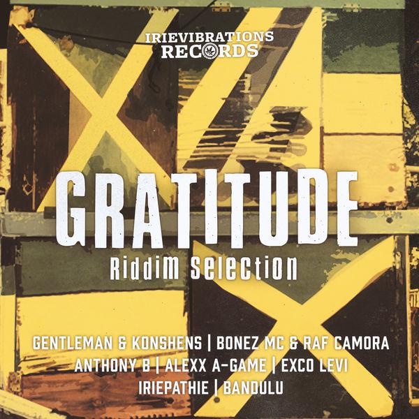 Various Artists - Irievibrations: Gratitude Riddim Selection