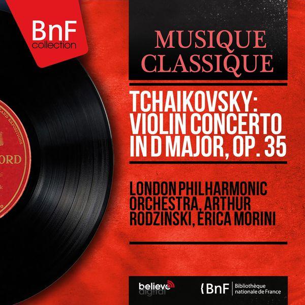London Philharmonic Orchestra - Tchaikovsky: Violin Concerto in D Major, Op. 35 (Mono Version)