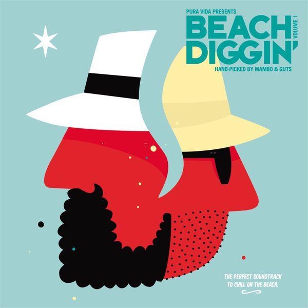 Guts - Beach Diggin', Vol. 1