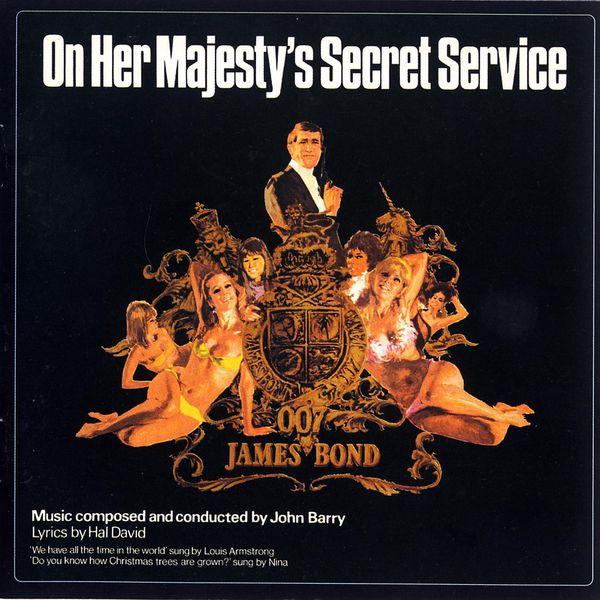 John Barry - On Her Majesty's Secret Service (OST - 1969)