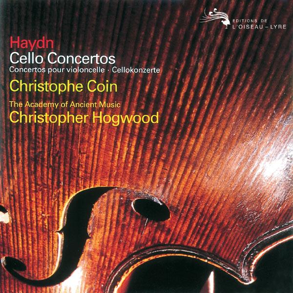 Christophe Coin - Joseph Haydn : Cello Concertos