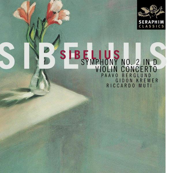 Gidon Kremer/Riccardo Muti/Philharmonia Orchestra/Paavo Berglund/Bournemouth Symphony Orchestra - Sibelius: Violin Concerto; Symphony No. 2