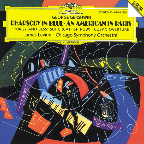 Chicago Symphony Orchestra (CSO) - George Gershwin : Rhapsody In Blue - An American in Paris