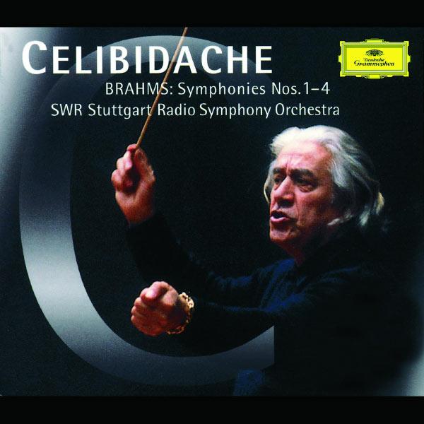 Radio-Sinfonieorchester Stuttgart des SWR - Brahms: Symphonies Nos.1-4
