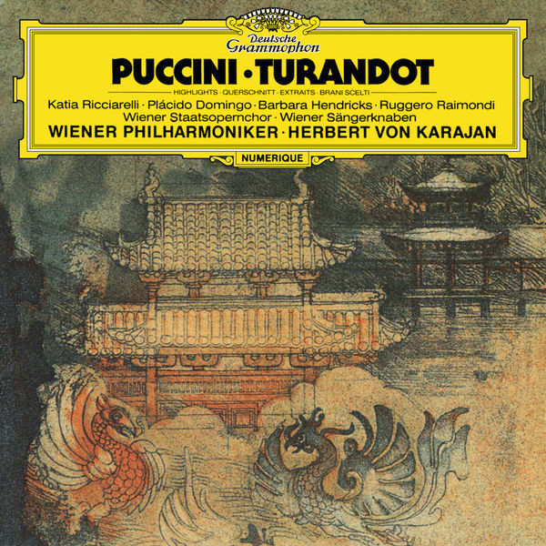 Katia Ricciarelli - Puccini: Turandot - Highlights