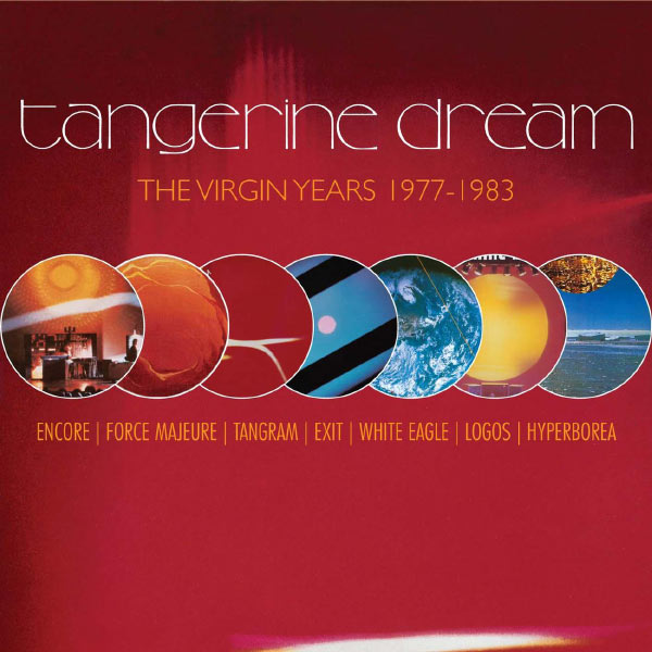 Tangerine Dream - The Virgin Years: 1977-1983