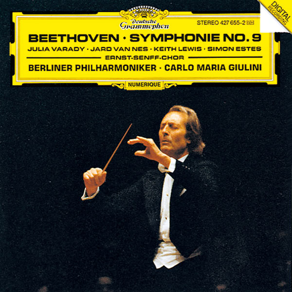 Julia Varady - Beethoven: Symphony No.9