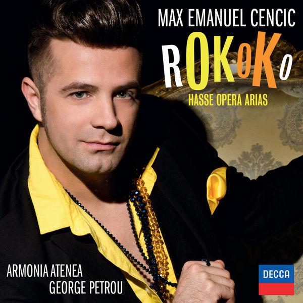 Max Emanuel Cencic - Rokoko - Hasse Opera Arias