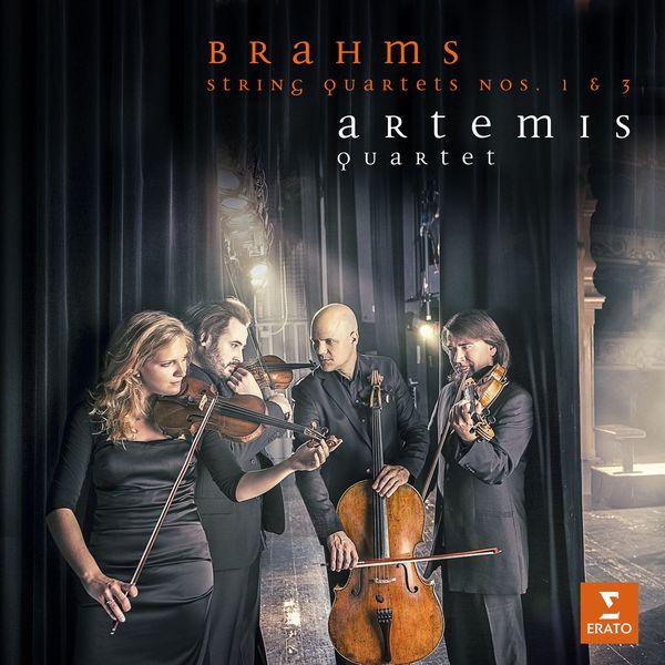 Quatuor Artemis - Brahms: String Quartets Nos. 1 & 3