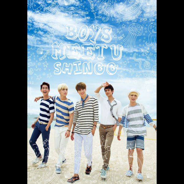 Boys Meet U | SHINee – Download and listen to the album