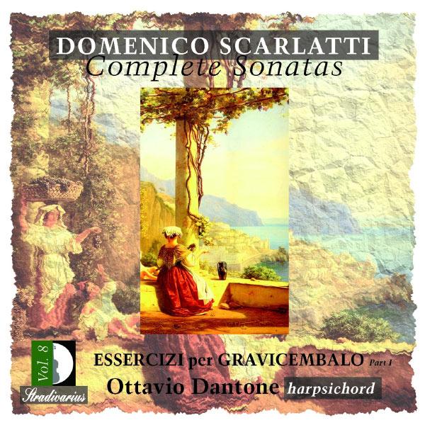 Ottavio Dantone - Sonates (Intégrale, volume 8)