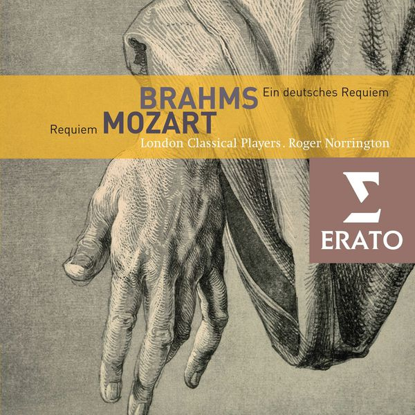 Roger Norrington - Brahms - Mozart : Requiem