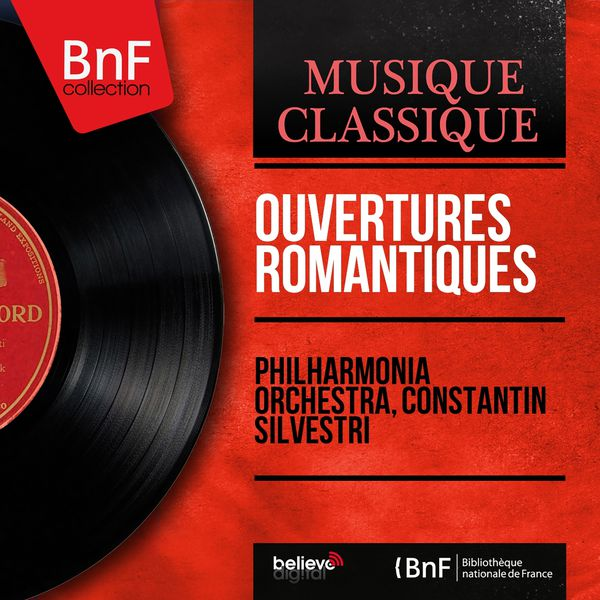 Philharmonia Orchestra - Ouvertures romantiques (Mono Version)