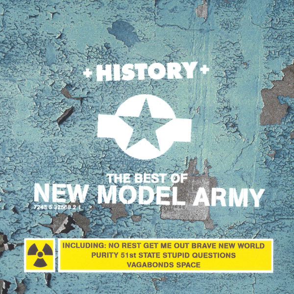 New Model Army - History - The Best Of New Model Army