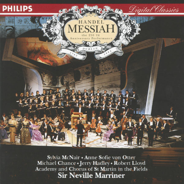 Sylvia McNair - Handel: Messiah