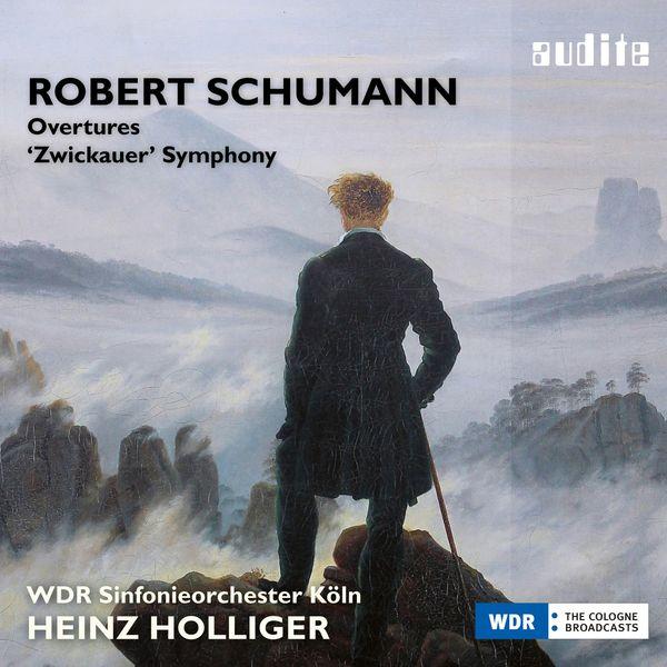 Heinz Holliger - Schumann : Complete Symphonic Works, Vol. VI