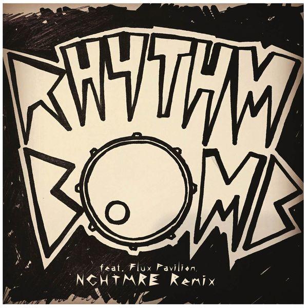 The Prodigy - Rhythm Bomb (feat. Flux Pavilion) [NGHTMRE Remix]