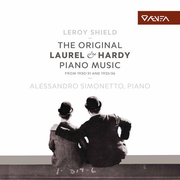 Alessandro Simonetto (Pianist, Harpsichordist) - The Original Laurel & Hardy Piano Music