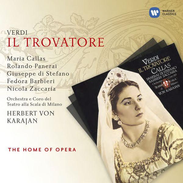 Herbert von Karajan - Verdi: Il Trovatore