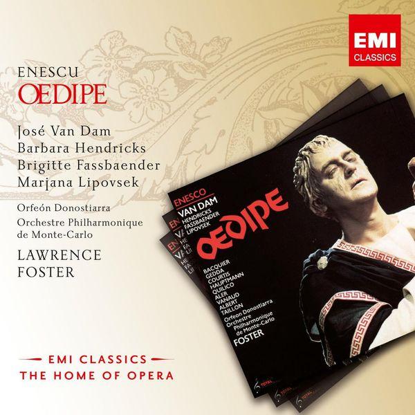 Lawrence Foster - Enescu: Oedipe