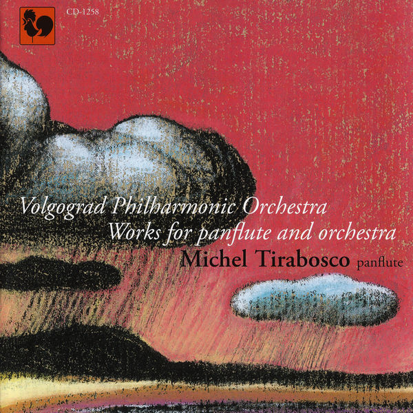 David Chappuis - Rachmaninoff, Chappuis, Mallon & Tirabosco: Swiss Symphonic Composers: Vol. 3, Works for Panflute and Orchestra