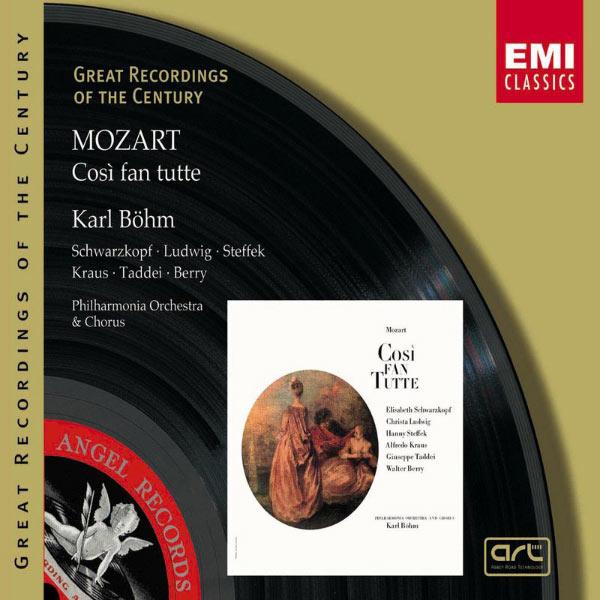 Elisabeth Schwarzkopf Mozart : Così fan tutte