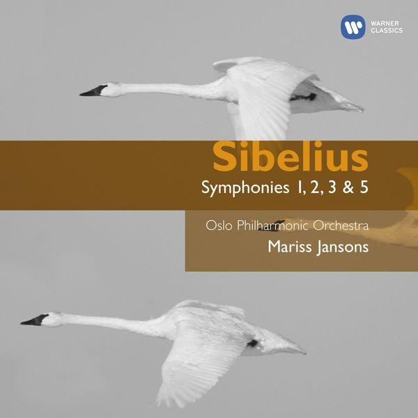 Mariss Jansons - Sibelius: Symphonies Nos 1, 2, 3 & 5