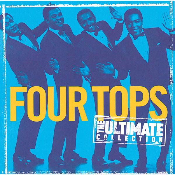 Four Tops The Ultimate Collection:  Four Tops