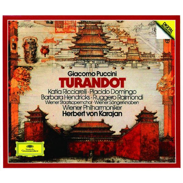 Katia Ricciarelli - Puccini: Turandot