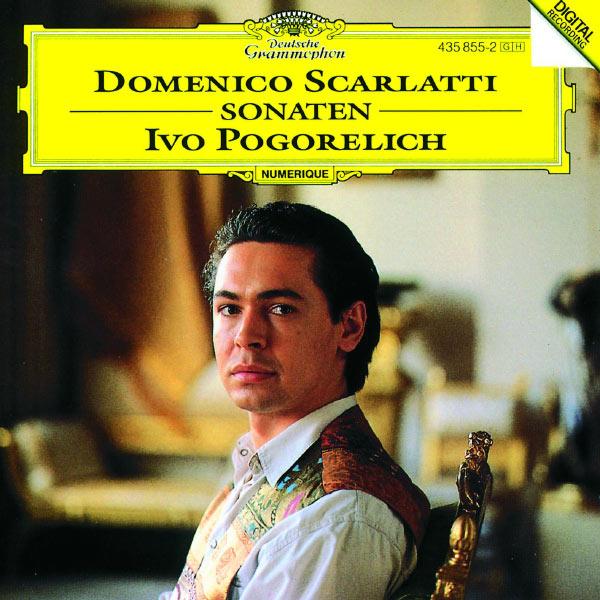 Ivo Pogorelich - Scarlatti, D.: Sonatas