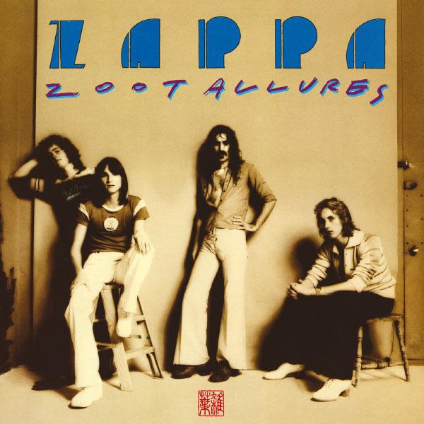 Frank Zappa - Zoot Allures