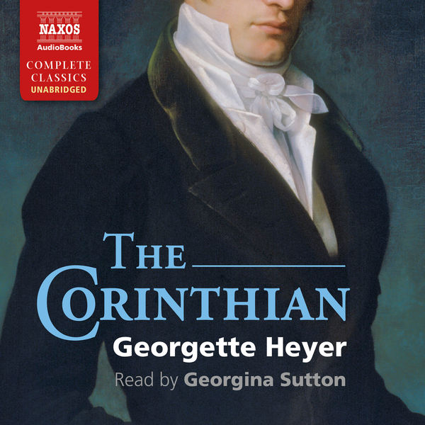Georgina Sutton - The Corinthian (Unabridged)