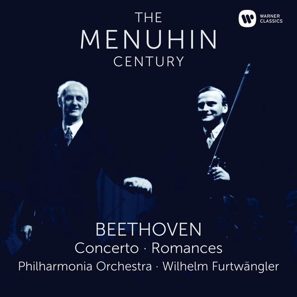 Yehudi Menuhin - Beethoven : Violin Concerto, Romances