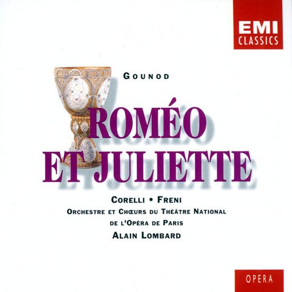 Alain Lombard - Roméo et Juliette - Gounod