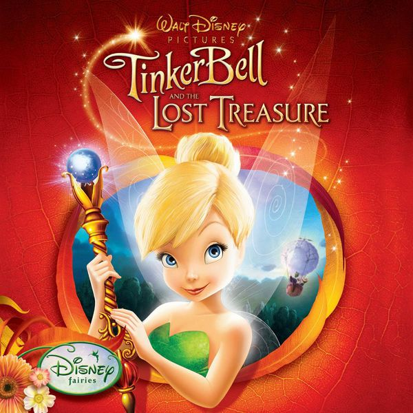 Various Artists - Tinker Bell And The Lost Treasure