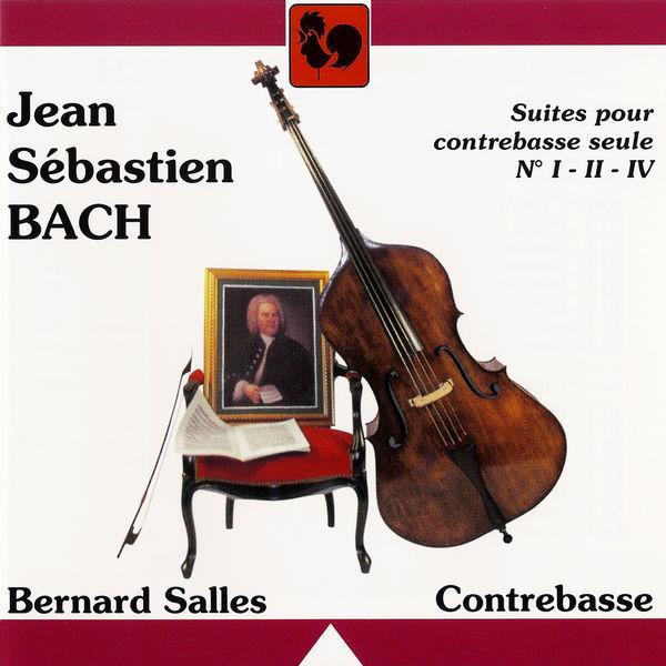 Johann Sebastian Bach - Bach: Unaccompanied Cello Suites No. 1, 2 & 4, Performed on Double Bass
