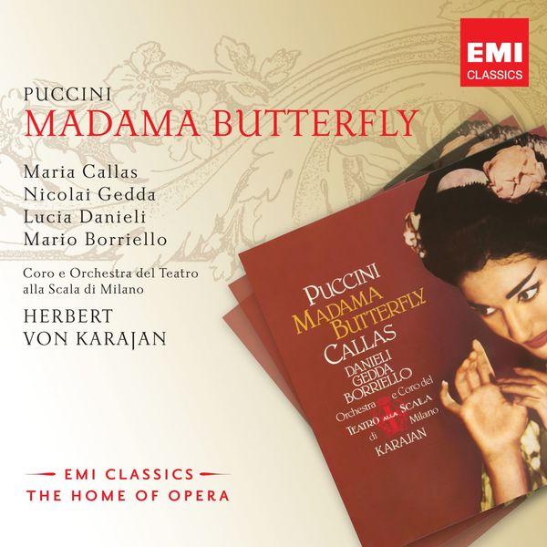 Herbert von Karajan - Puccini: Madama Butterfly