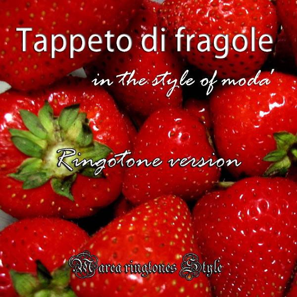 SCARICA TAPPETO DI FRAGOLE DA