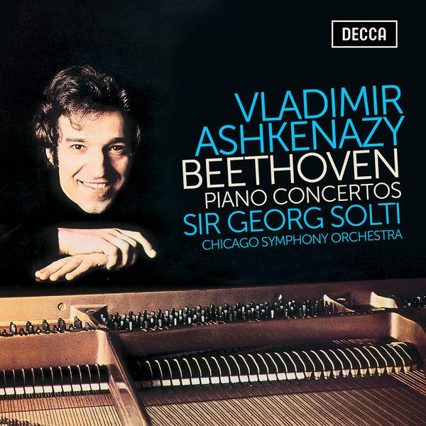 Vladimir Ashkenazy - Beethoven: Piano Concertos