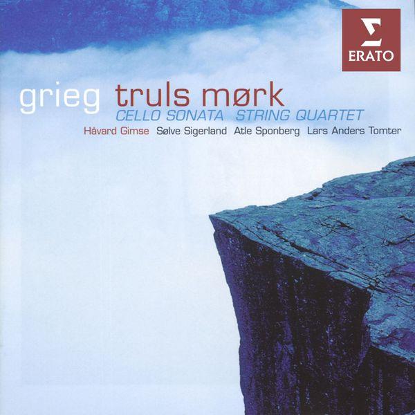 Truls Mørk/Harvard Gimse/Solve Sigerland/Atle Sponberg/Lars Anders Tomter - Grieg - Cello Sonata/String Quartet