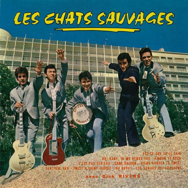 Les Chats Sauvage - Est-ce que tu le sais ? (avec Dick Rivers)