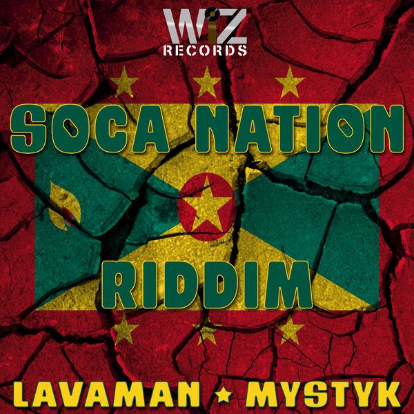 Lavaman - Soca Nation Riddim