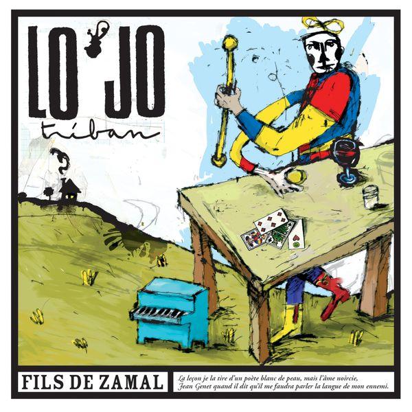 Lo'Jo - Fils de Zamal